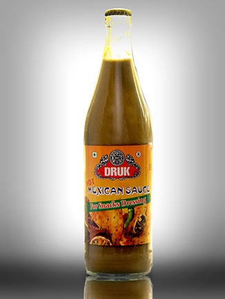 druk Vinegar & Sauces